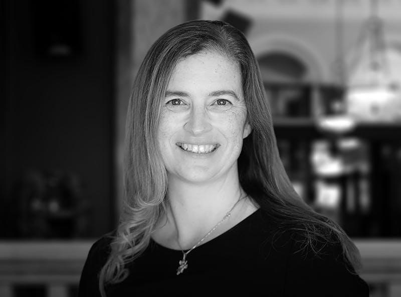 Amanda Buckley: Chief Operating Officer