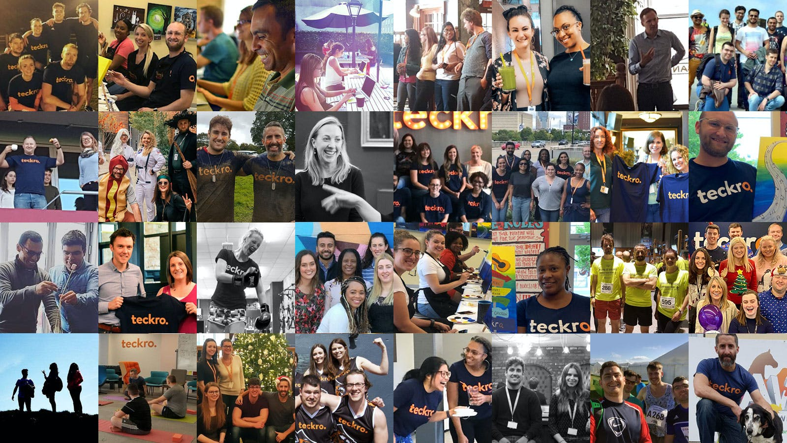 Teckro Five Year Anniversary: Celebrating Our Team