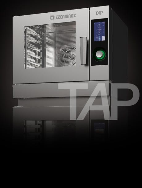 Forno combinato professionale digitale Tap di Tecnoinox