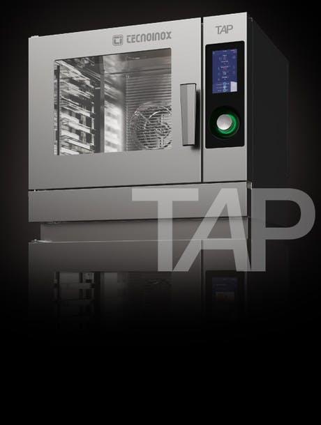 Forno combinato professionale digitale Tap di Tecnoinox