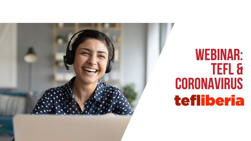 Webinar: TEFL & Coronavirus