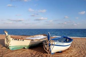 Sant Pol de Mar beach