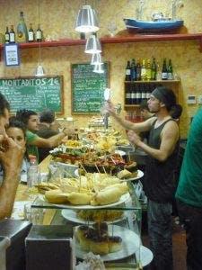 Pobla Sec restaurant