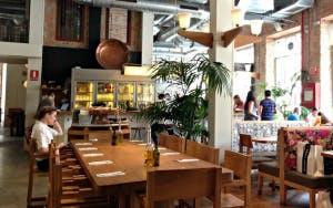 Flax & Kale restaurant