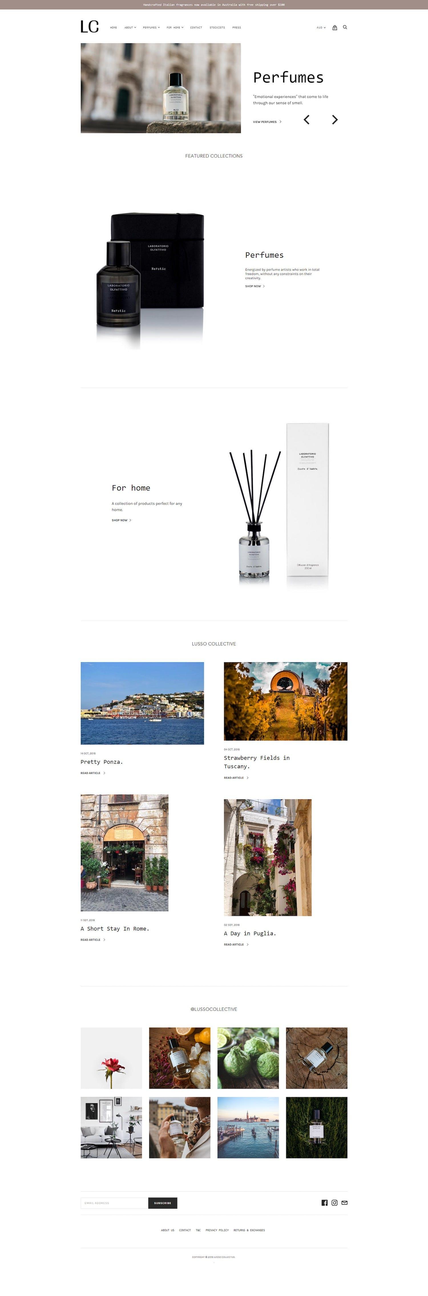 Lusso Collective - Tekni Creative