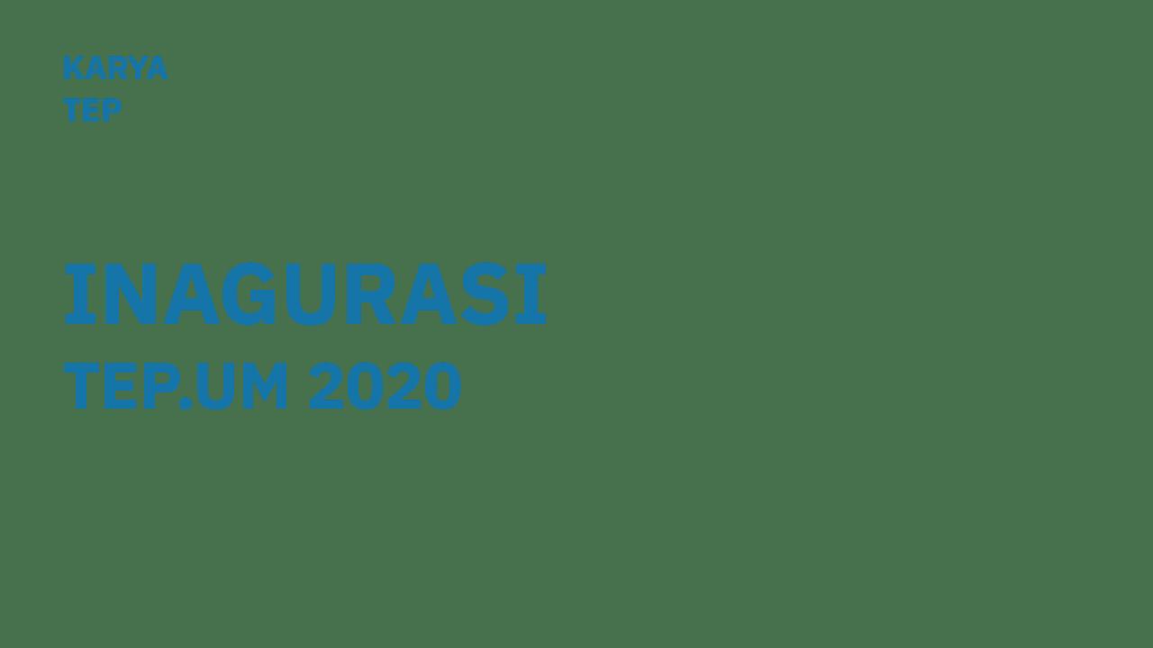 INAGURASI FIP UM 2020