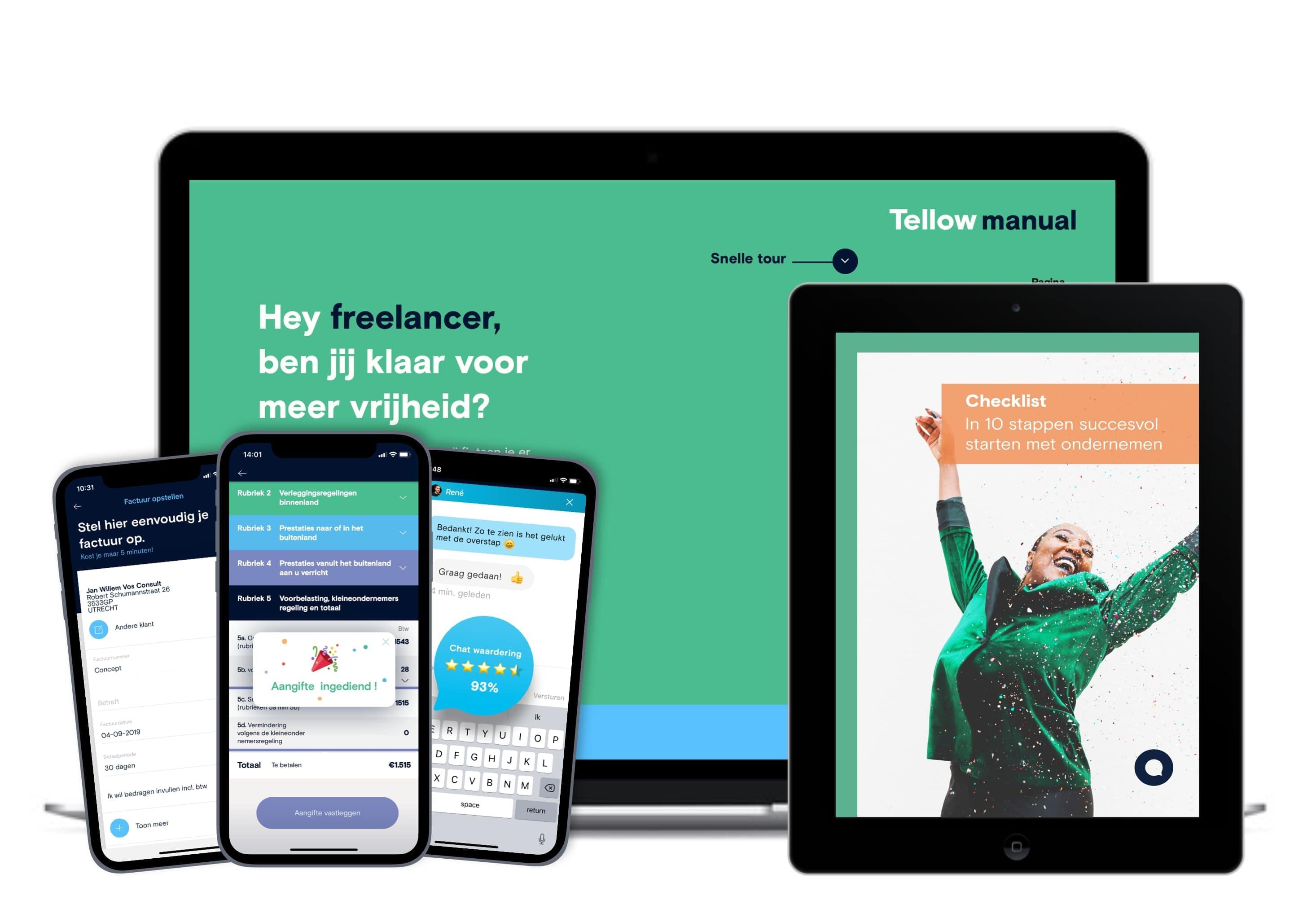 Tellow Apps
