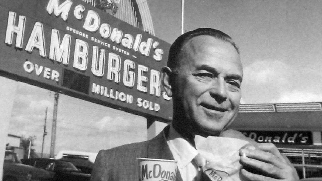 McDonald's oprichter