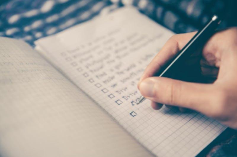 Je eigen bedrijf starten: de ultieme checklist