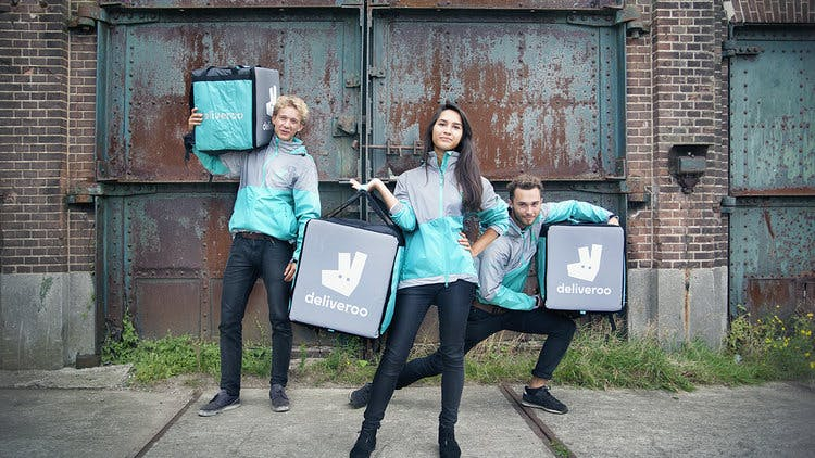 Deliveroo riders love doing their bookkeeping with Tellow