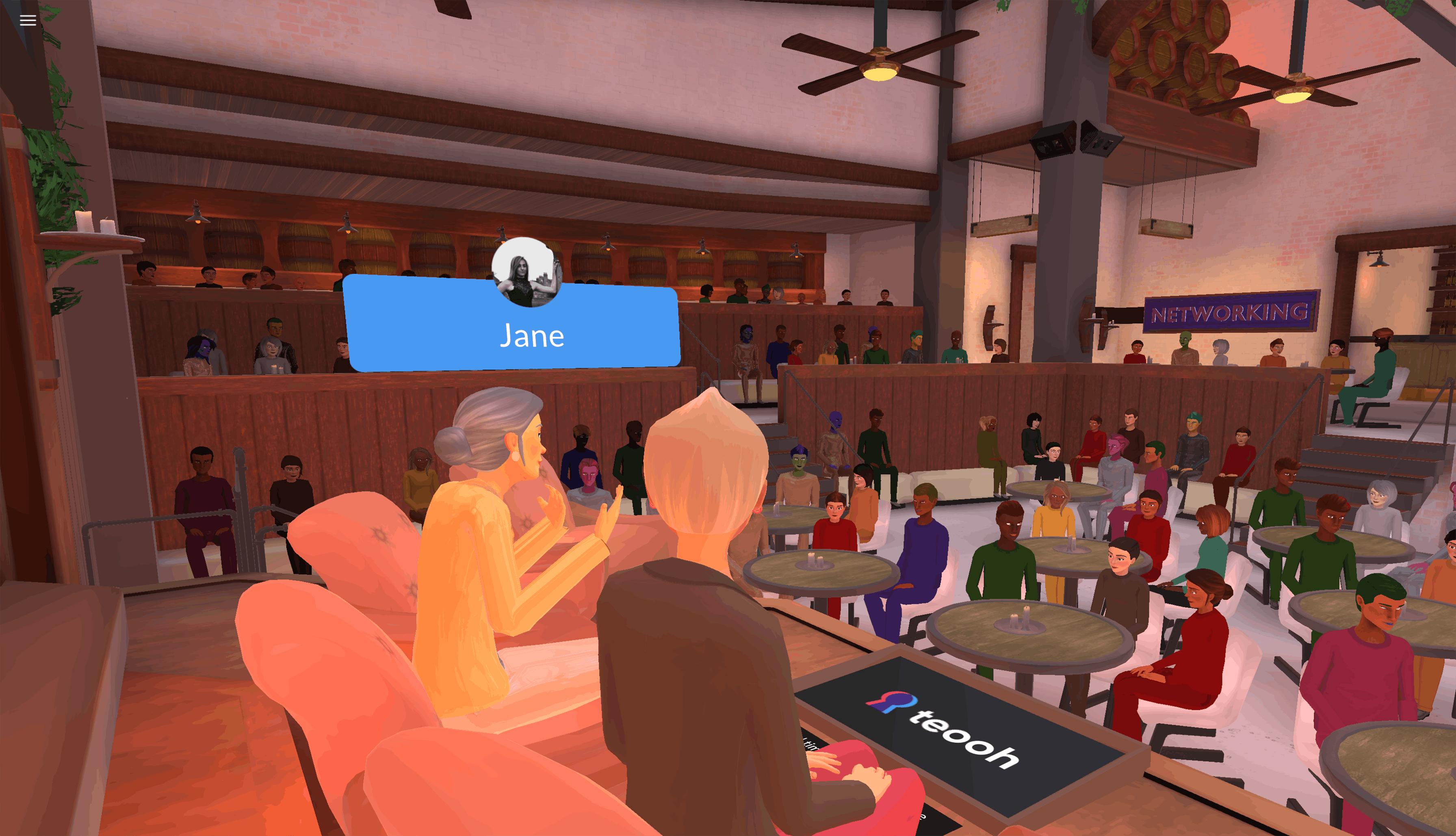 personalized book club venue in Teooh