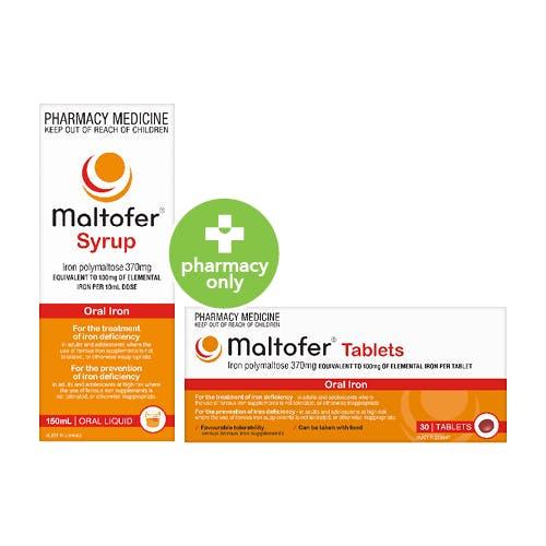 Maltofer Selected Range