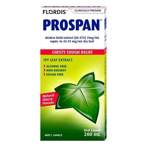 Prospan Menthol Adult Chesty Cough 200ml