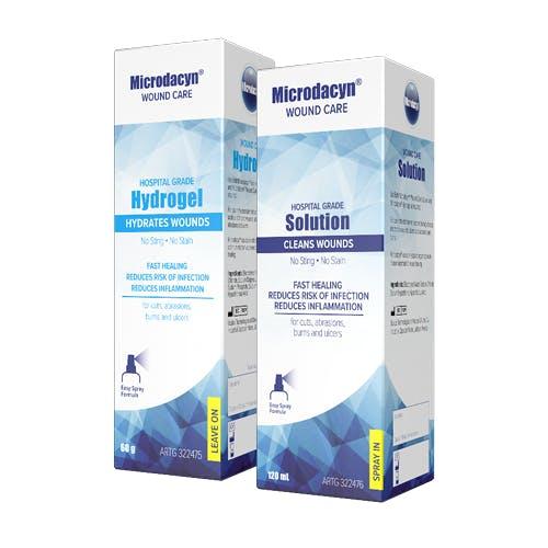 Microdacyn Wound Care Range
