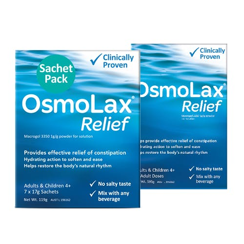 Osmolax Selected Range