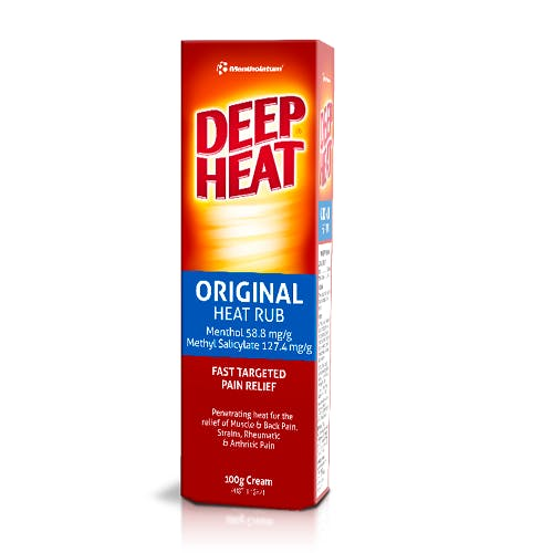 Deep Heat Cream 100g
