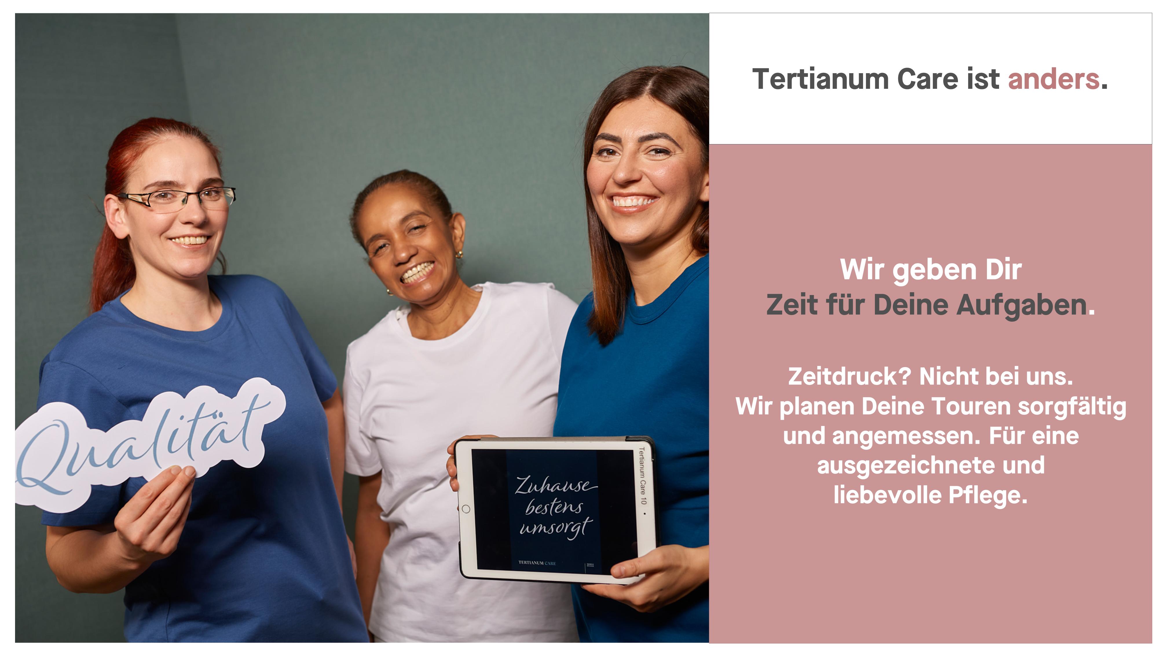 Tertianum Care ist anders