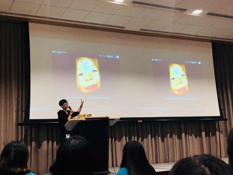 women who code, Chen Hui Jin