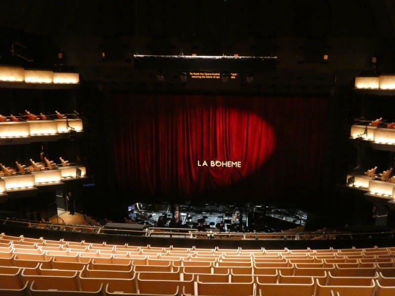 international mobility, australia, sydney opera house