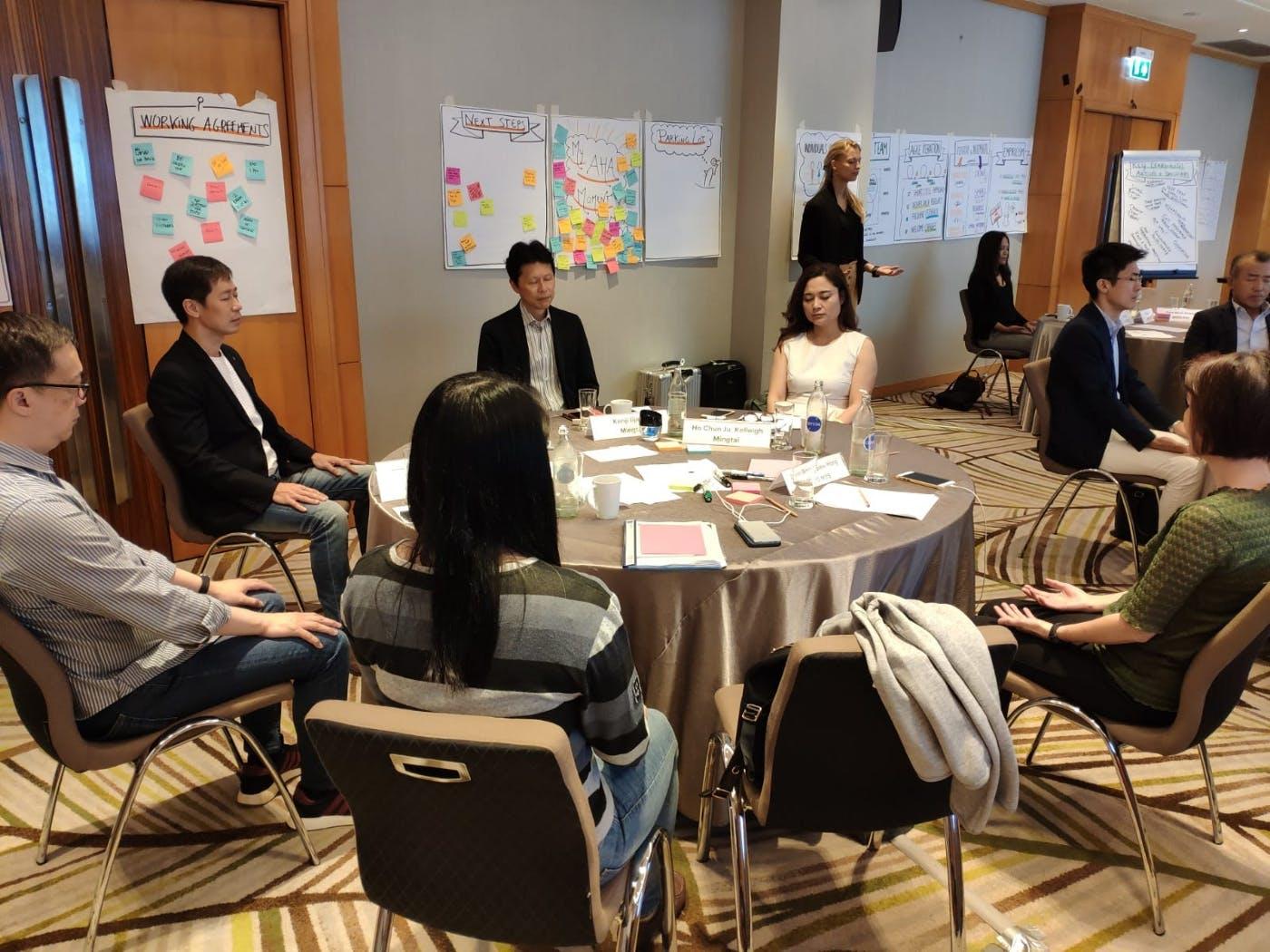 mindfulness practice, conference, bangkok