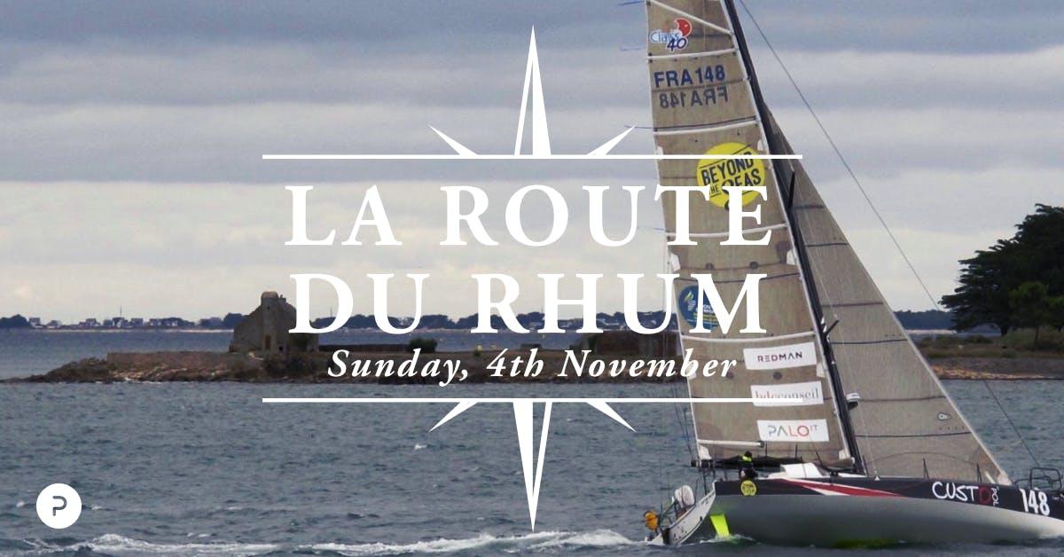 La Route Du Rhum: At Sea with PALO IT