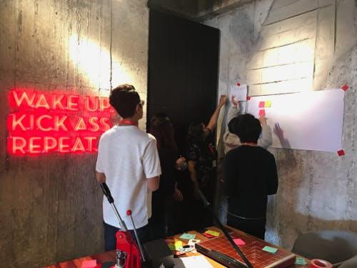 HK Service Jam: A 48-hour Hackathon to Change the World