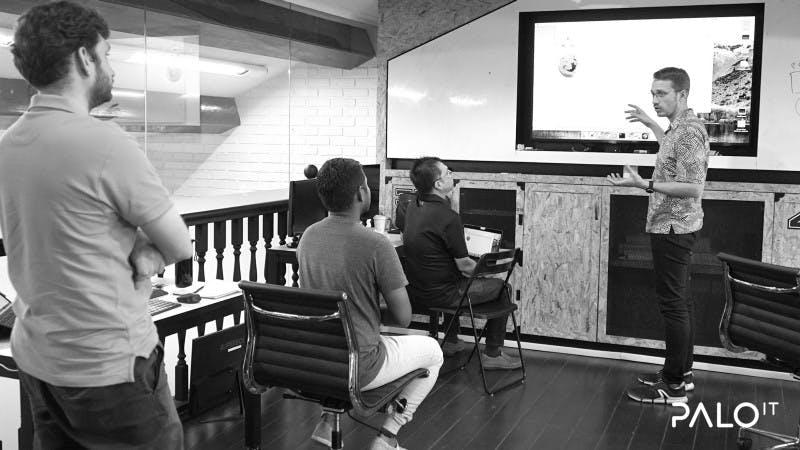 Behind the Scenes: PALO IT Lab Introspective – Week 1