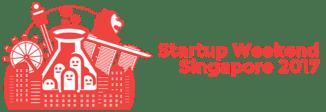 STARTUP WEEKEND SINGAPORE 2017 logo