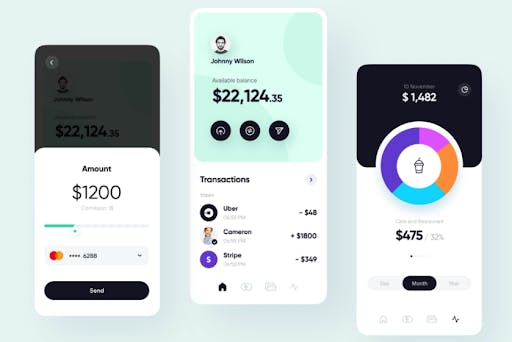 create mobile payment fintech company