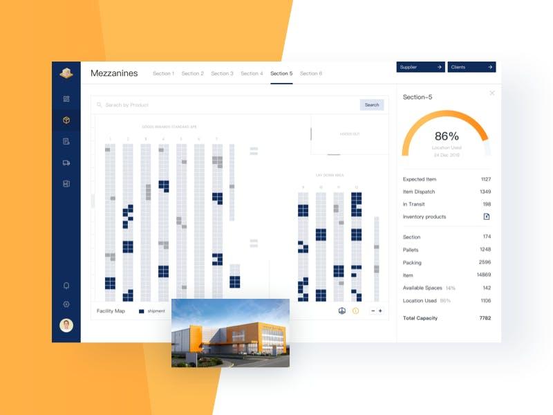 how to build logistics software