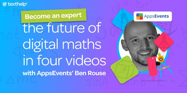 Ben Rouse - The future of digital maths in four videos