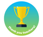 Teacher Appreciation Sticker