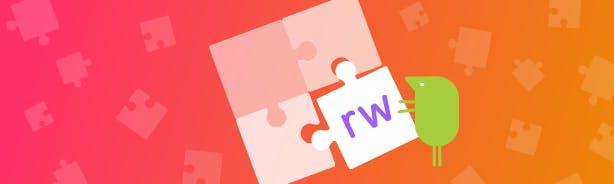 Texthelper with jigsaw pieces to symbolize Autism awareness