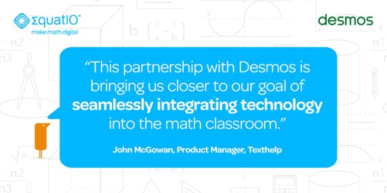 Quote about Desmos