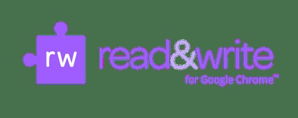 Read&Write for Google Chrome logo