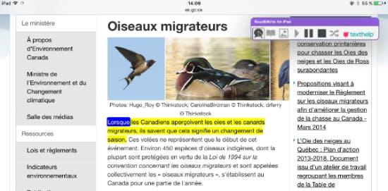 French Web Toolbar