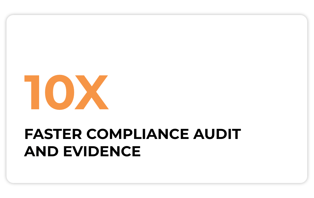 faster compliance