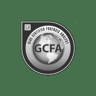 GCFA logo