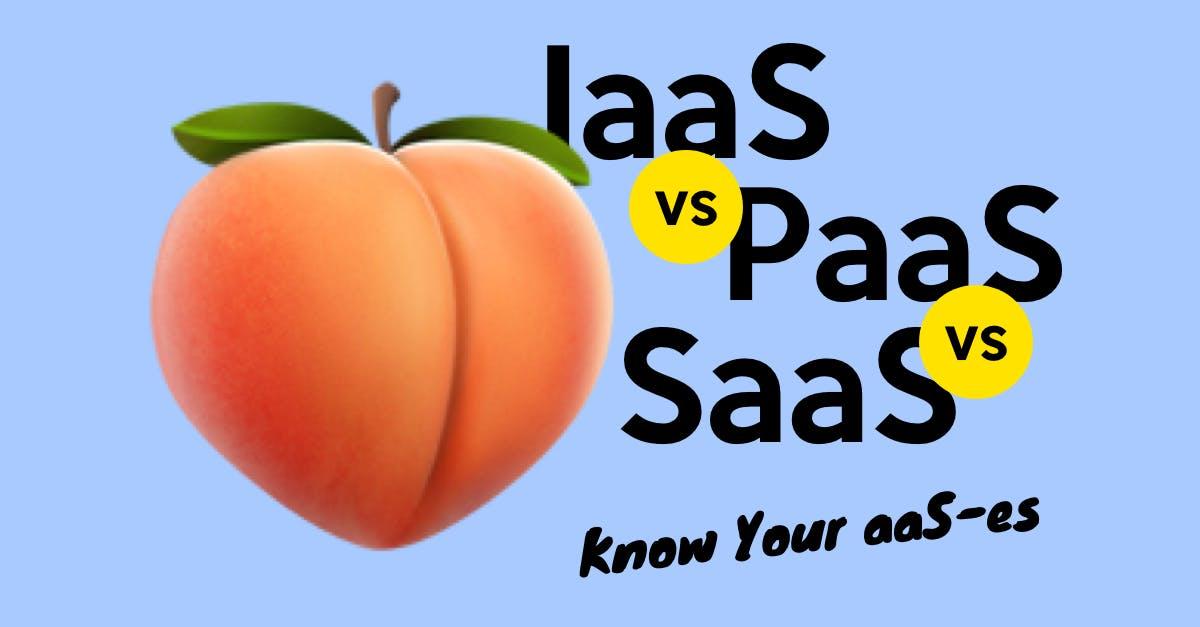 IaaS vs PaaS vs SaaS meta