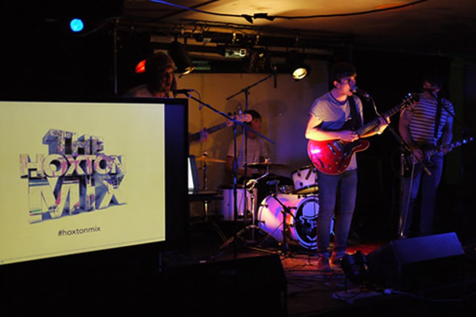 The Hoxton Mix networking Mixer No. 4