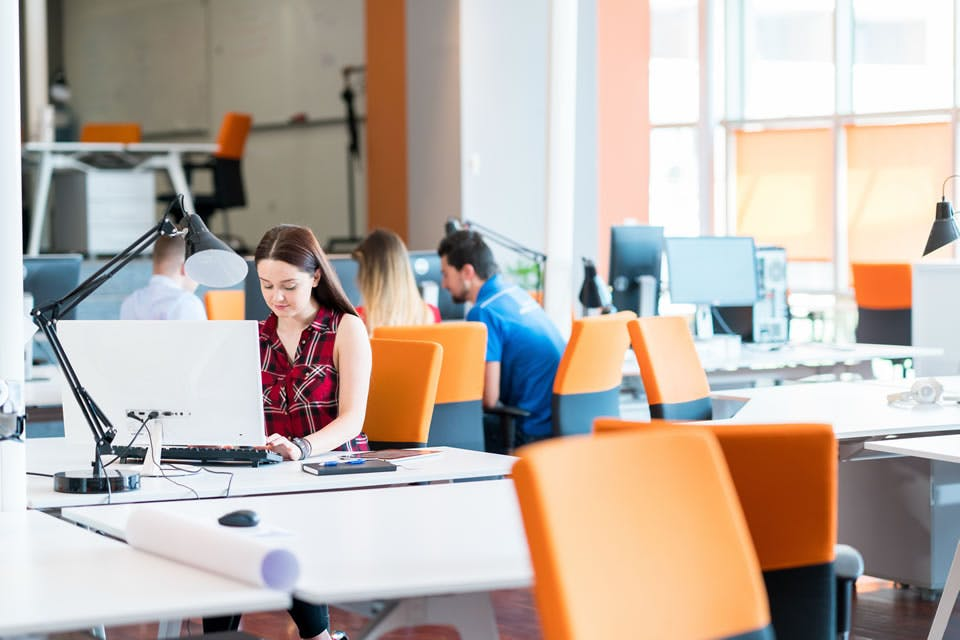 7 Reasons Why Coworking Space is Better Than a Traditional Office