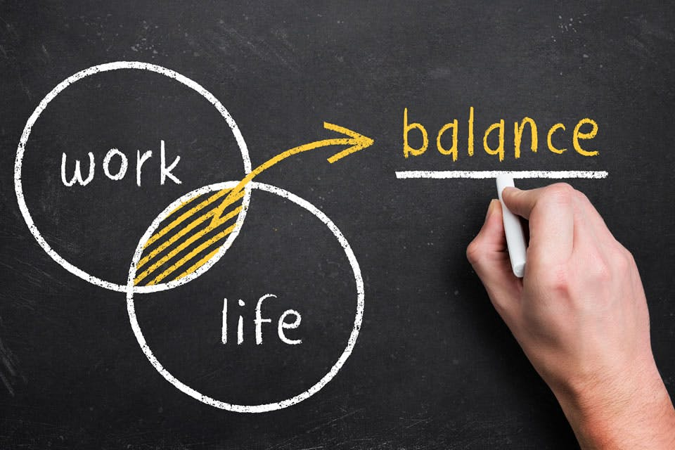 5 ideas for improving your work life balance today