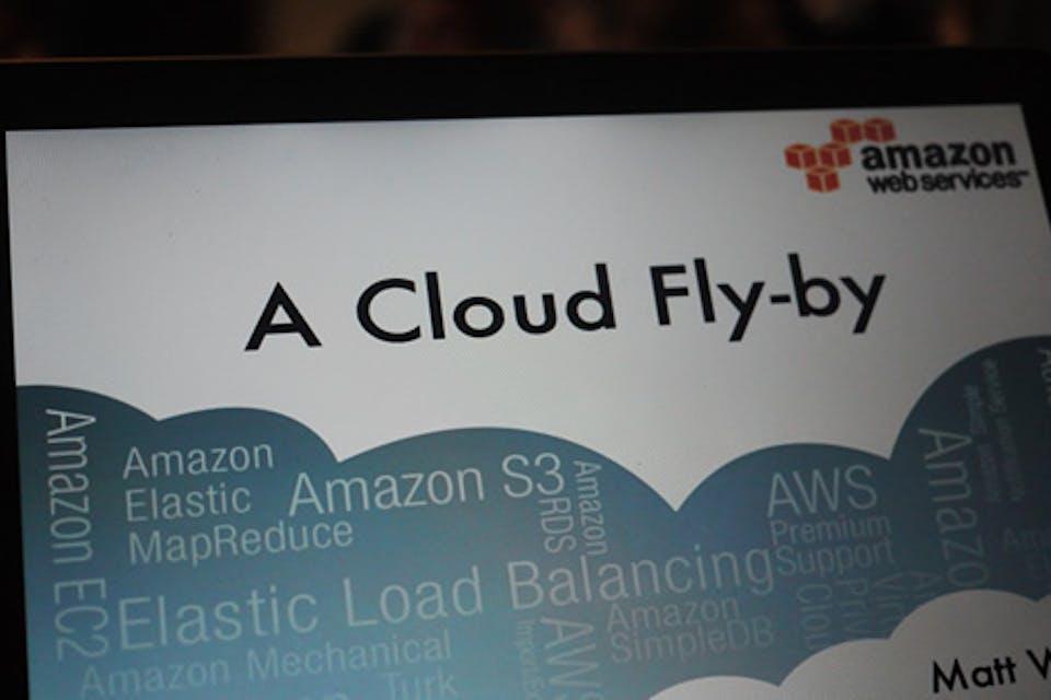 Amazon Web Services move into The Hoxton Mix