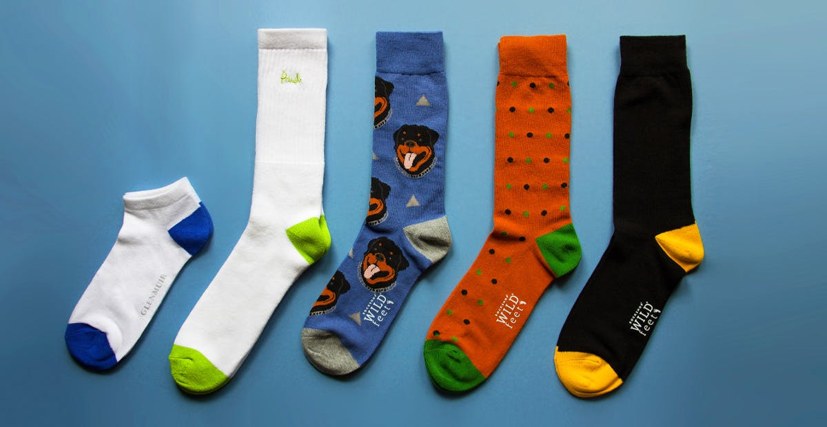 How does our sock subscription work?