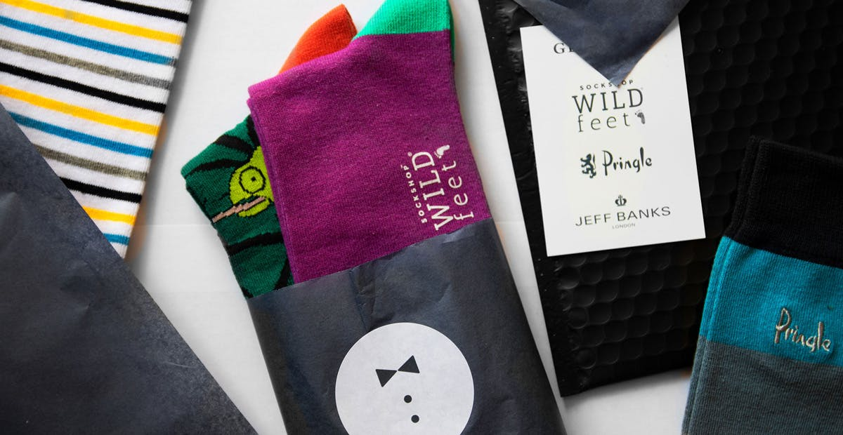 5 reasons why socks are the perfect gift this Father's Day