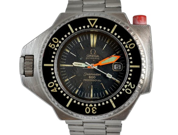"""Omega Seamaster 600 """"Ploprof"""" from 1971"""