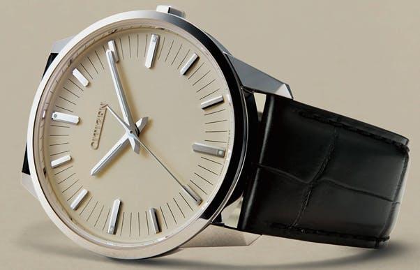 Citizen Calibre 0100 White Gold White Dial Watch