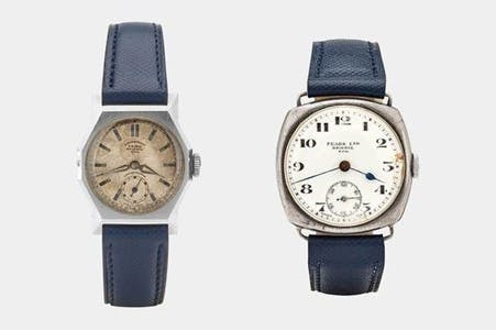 Two Fears Watches with Special Cases