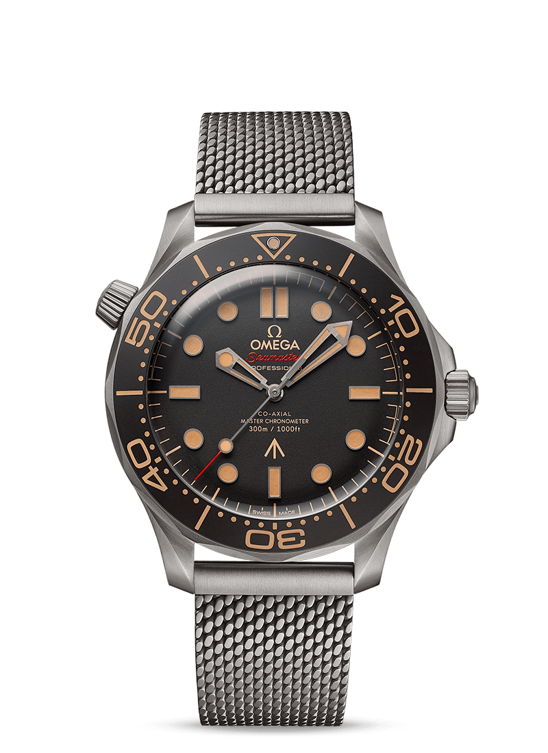 Omega Seamaster Diver 300m No Time To Die