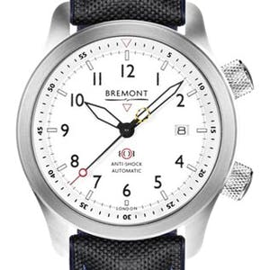 Bremont MBII-WH in Steel